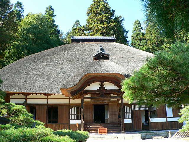 別所温泉 常楽寺 天空仙人の神社...