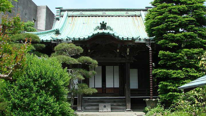 鎌倉 大巧寺 写真