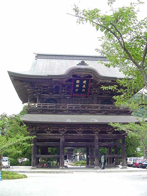 鎌倉五山 建長寺(けんちょうじ)      Kenchoji Temple                  天空仙人の神社仏閣めぐり