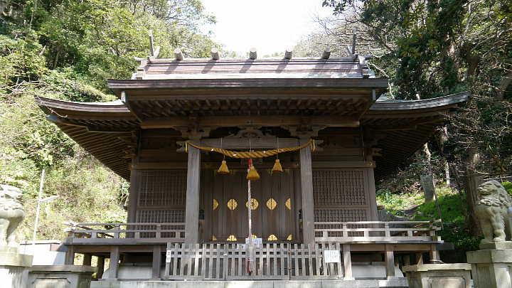 鎌倉 甘縄神明宮 天空仙人の神社...