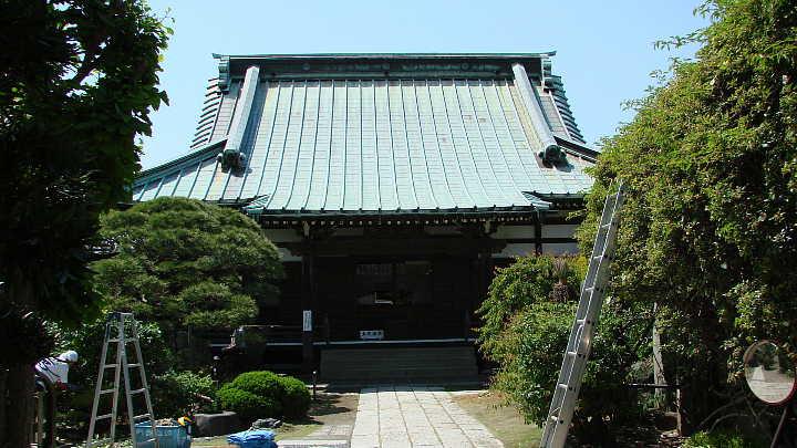 Kuhonji Temple 天空仙人の神社仏閣めぐり 鎌倉 九品寺(くほんじ) Kuhonji