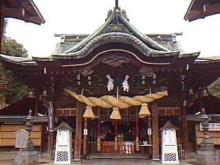 櫛田神社 Kushida Jinja Shrine 天空仙人の神社仏閣めぐり