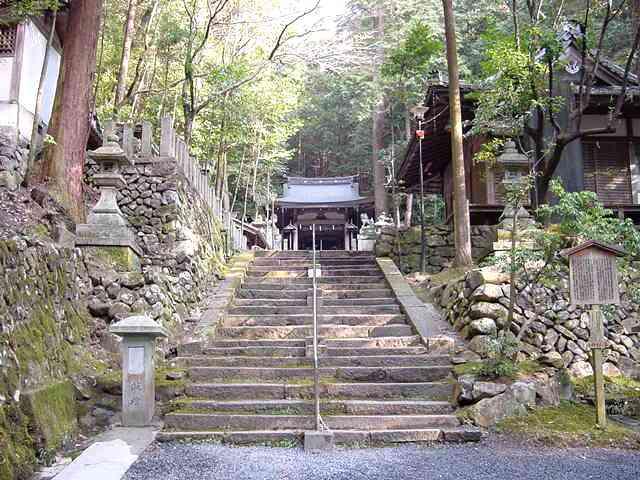 京都 崇道神社 Sudo Jinja Shrin...