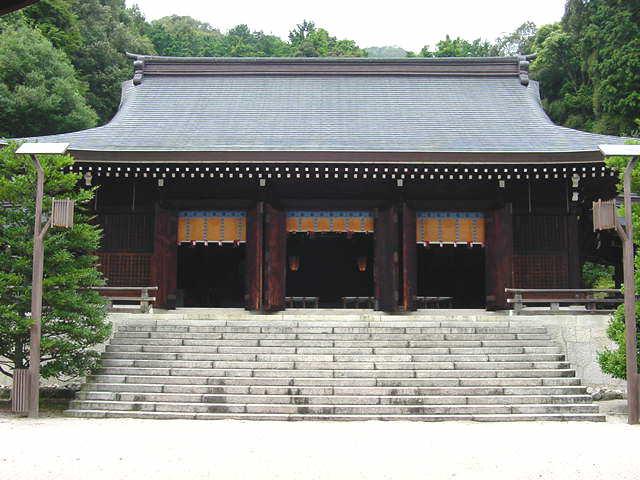 近江神宮 近江神宮 Oumi Jingu Shrine 天空仙人の神社仏閣めぐり 近江神宮(おお